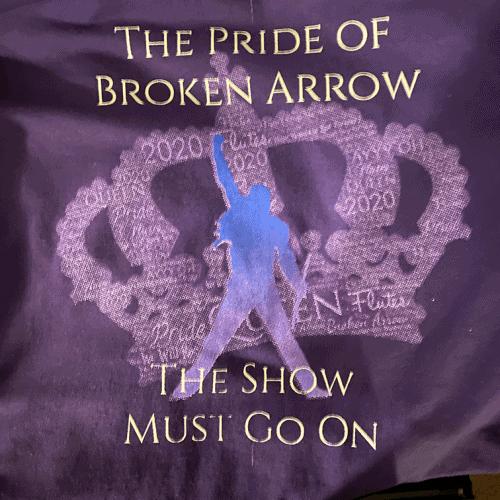 Banner in Broken Arrow