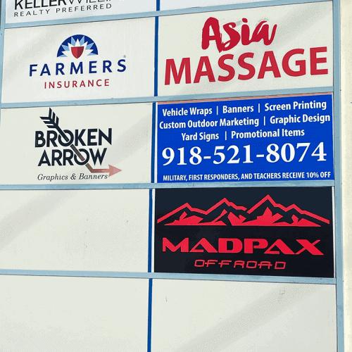 Broken Arrow Banner